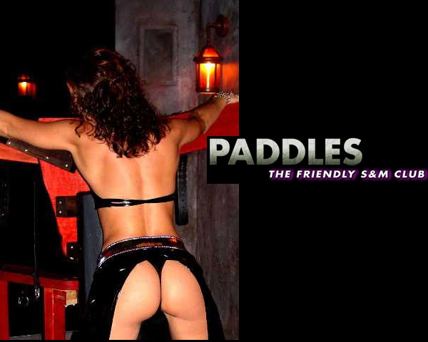 Paddles BDSM Club